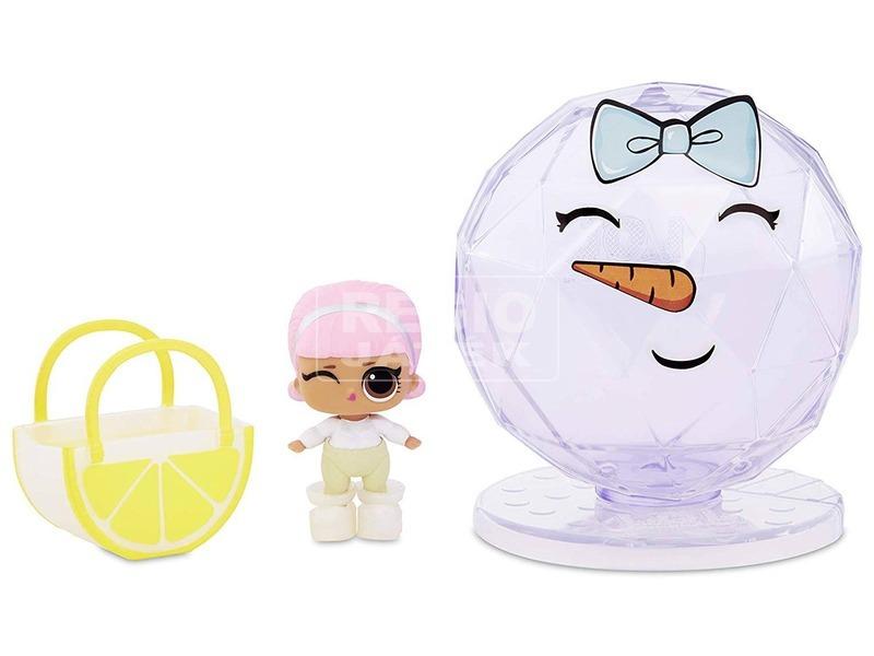 kép nagyítása L. O. L. Surprise Lil- Meglepetés bébi baba és állat