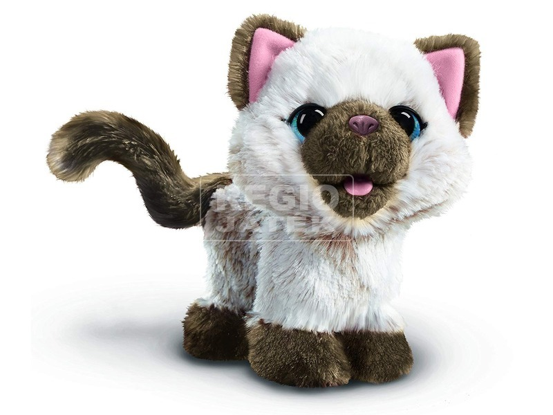 kép nagyítása Kami az interaktív cica plüssfigura