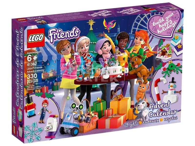 LEGO® Friends Adventi kalendárium 41382