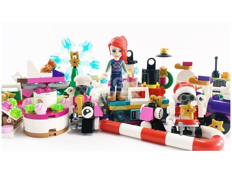 kép nagyítása LEGO® Friends Adventi kalendárium 41382