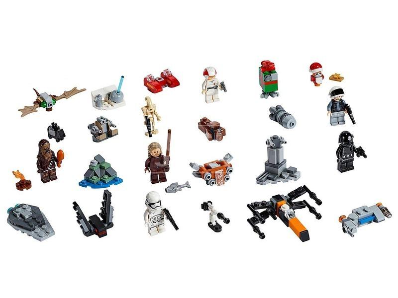 kép nagyítása LEGO® Star Wars Adventi kalendárium 75245