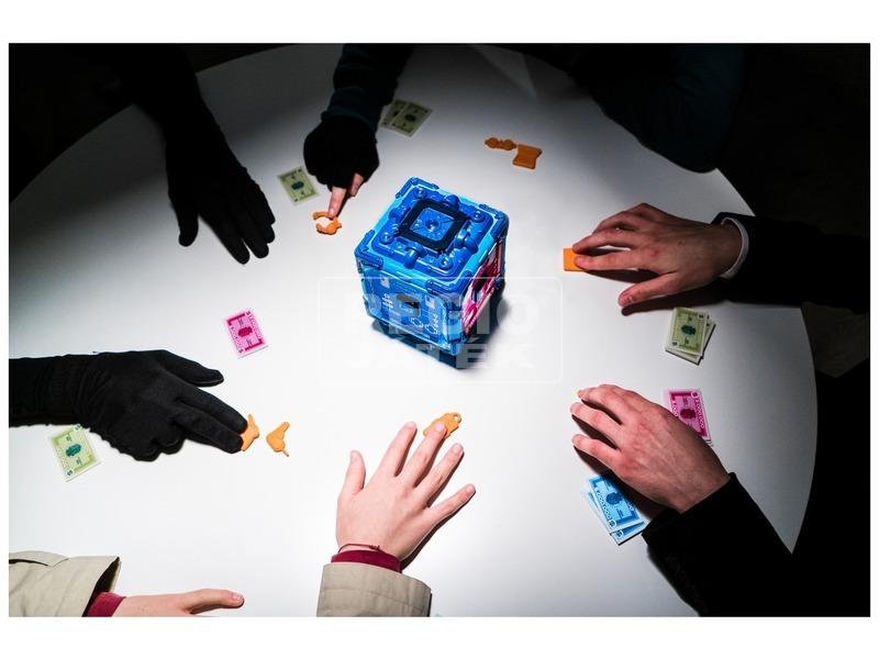 kép nagyítása Bank Attack társasjáték