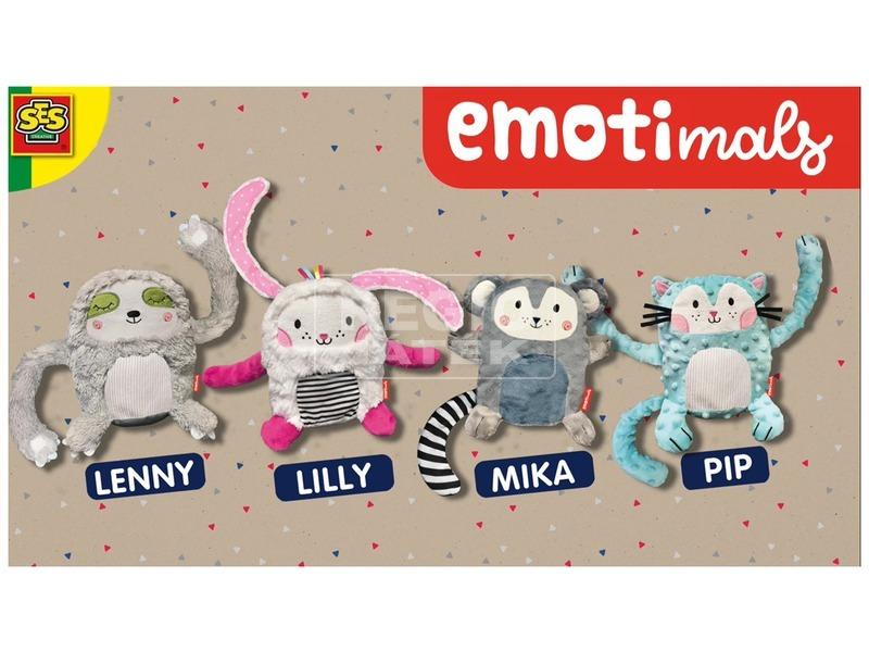 kép nagyítása Emotimals szeretgethető plüss - Lilly