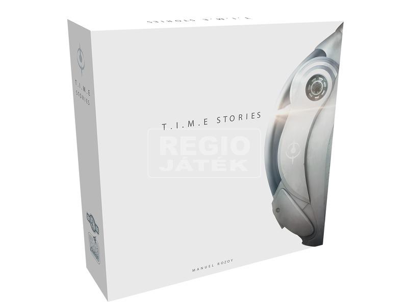 T. I. M. E Stories társasjáték