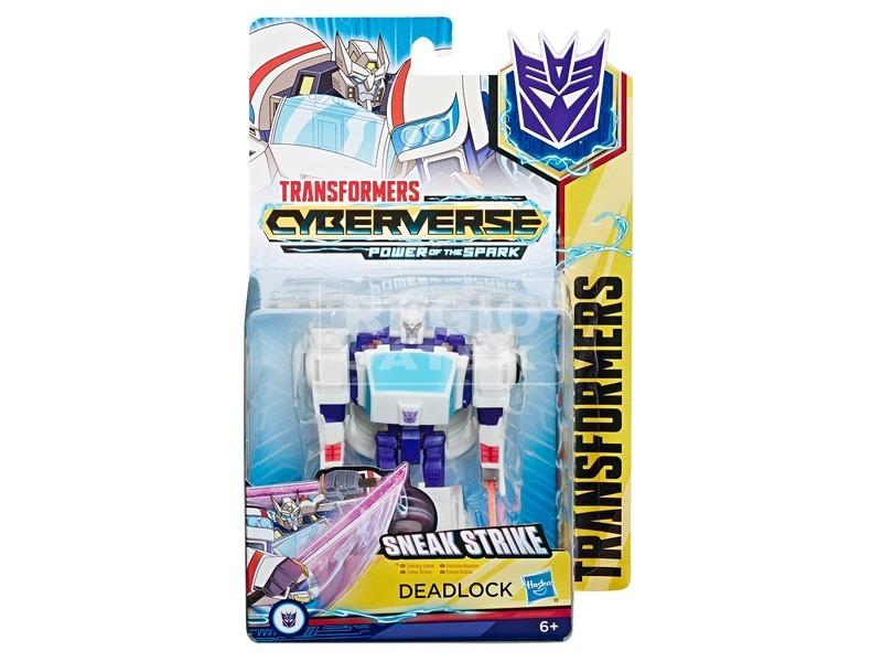 Transformers Cyberverse - harcos figura