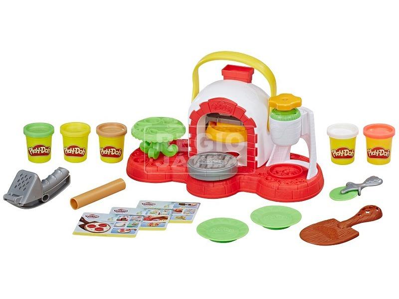 kép nagyítása Play-Doh Pizza készlet
