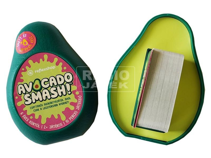 kép nagyítása Avocado smash! társasjáték