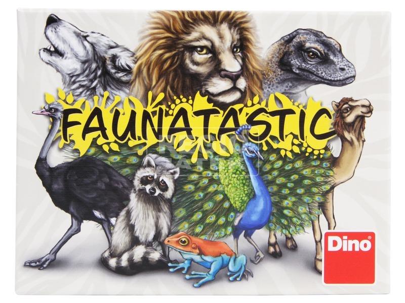 kép nagyítása Faunatastic kártyajáték