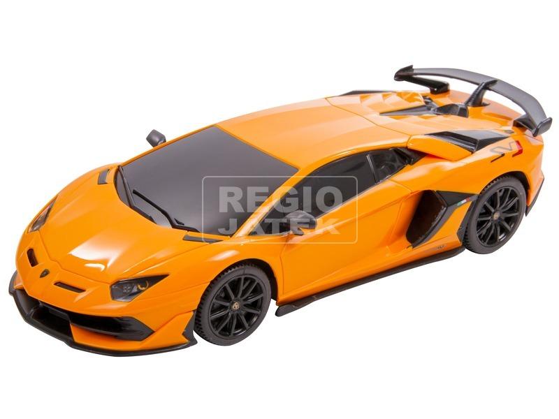 Távirányítós autó 1:24 Lamborghini Aventador SVJ