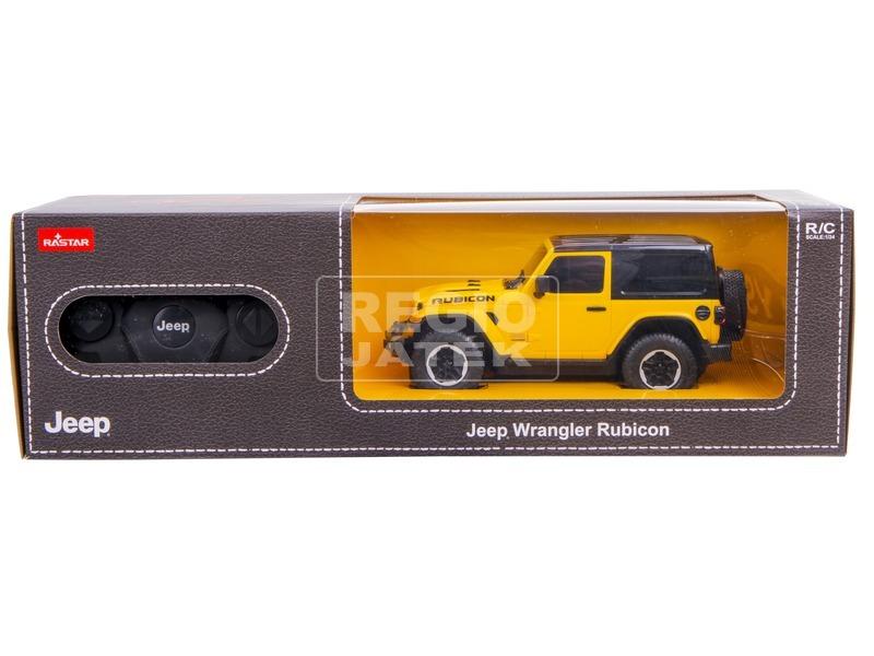 kép nagyítása Távirányítós autó 1:24 JEEP Wrangler Rubicon