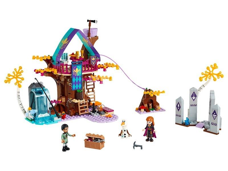 kép nagyítása LEGO® Disney Elvarázsolt lombház 41164