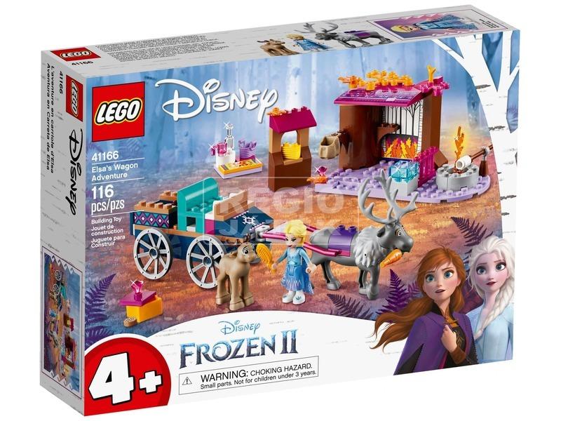 LEGO® Disney Elza kocsis kalandja 41166