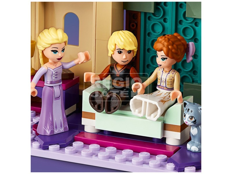 kép nagyítása LEGO® Disney Arendelle faluja 41167