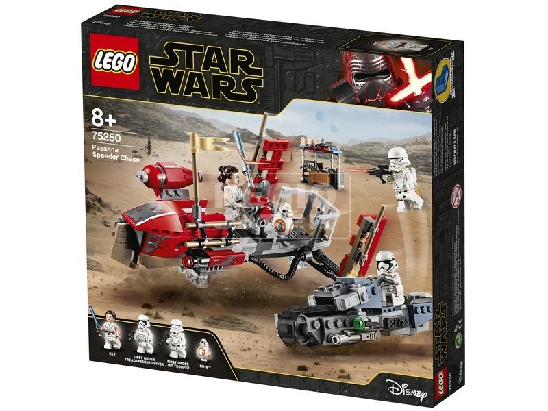 LEGO® Star Wars Pasaana sikló üldözés 75250