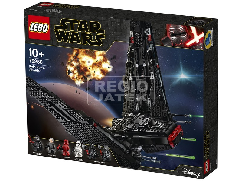 LEGO® Star Wars Kylo Ren űrsiklója 75256