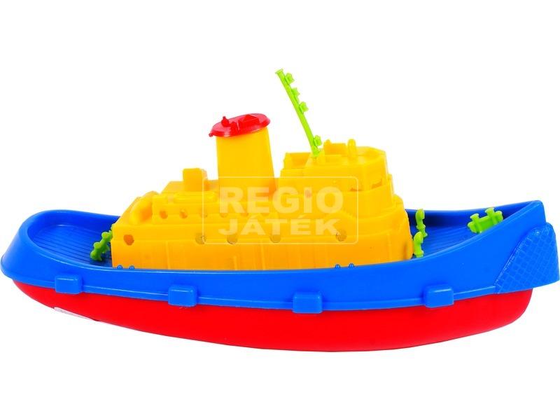 kép nagyítása Közepes műanyag hajó