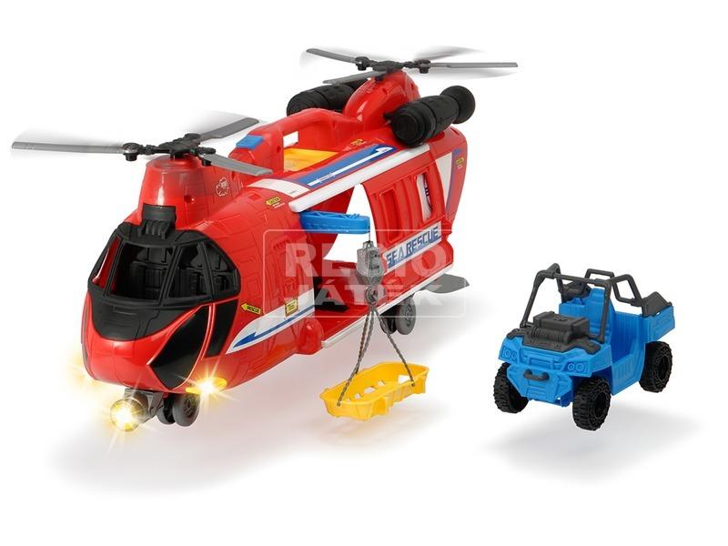 kép nagyítása Dickie Giant Mentőhelikopter, 56 cm