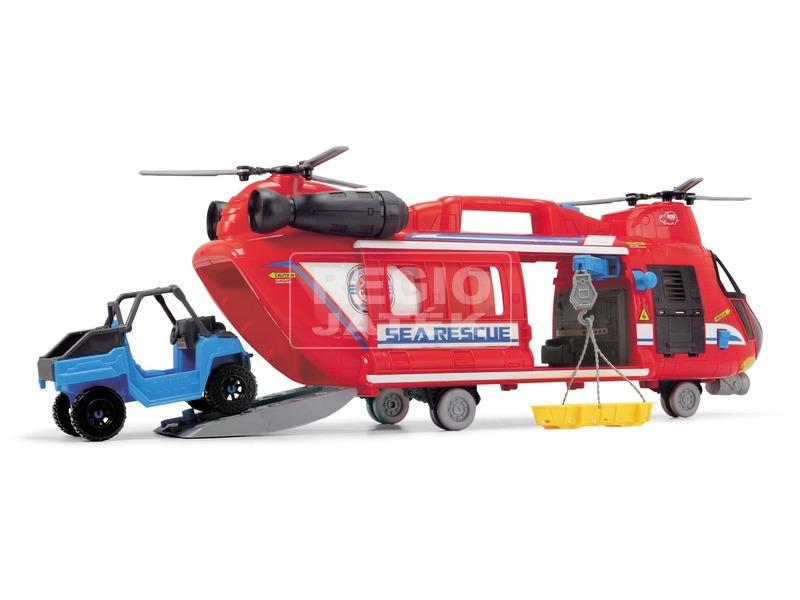 kép nagyítása Dickie Giant mentőhelikopter 56 cm