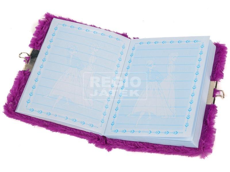 kép nagyítása Jégvarázs 2 plüss napló tollal