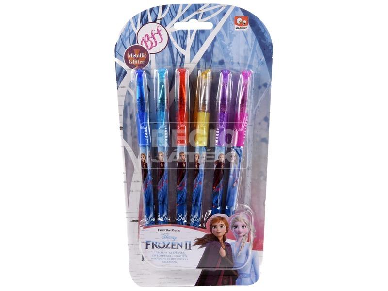 Jégvarázs 2 zselés toll 6 darabos készlet