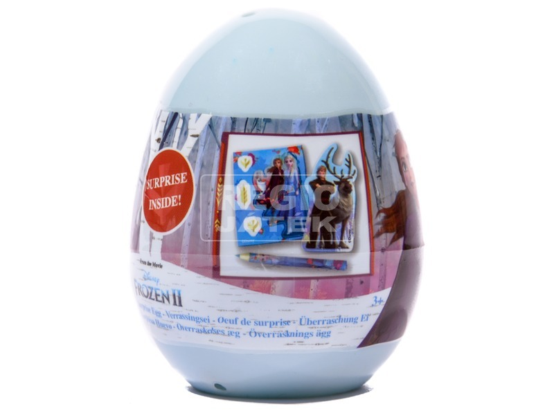 kép nagyítása Jégvarázs 2 meglepetés tojás