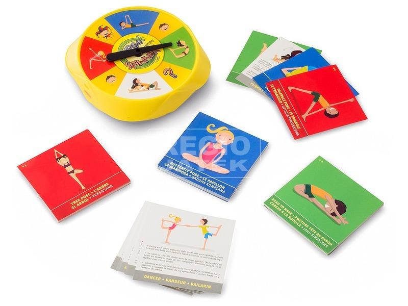 kép nagyítása Yoga Spinner társasjáték
