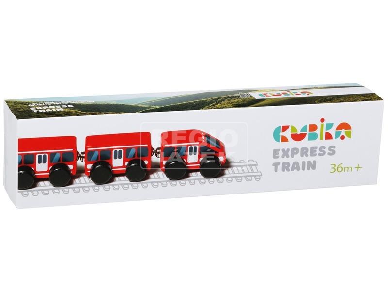 Cubika - Fa express vonat