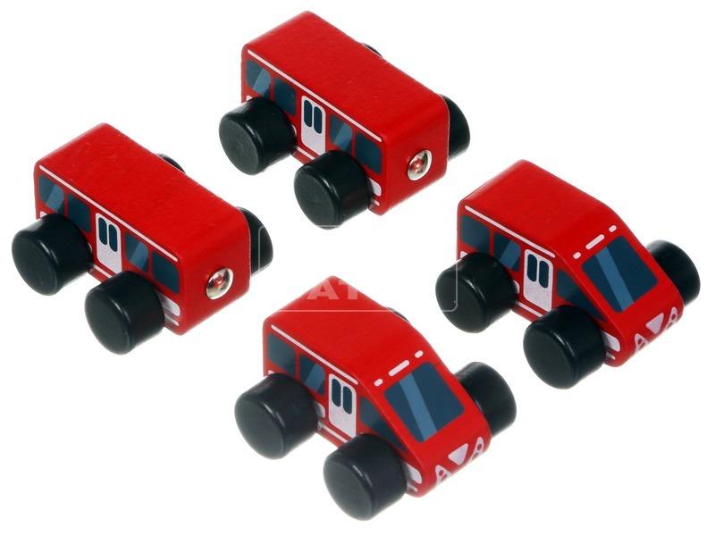 kép nagyítása Cubika - Fa express vonat