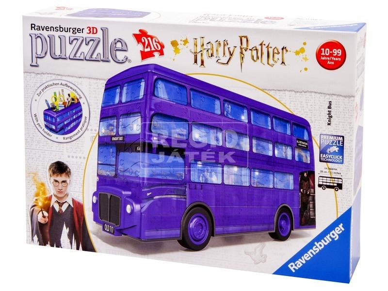 3D Puzzle - Harry Potter kóbor grimbusz, 216 darab