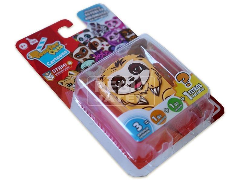 Toaster Pets :Zsebi, a lajhár gyűjthető figura