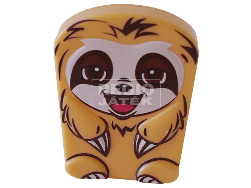 kép nagyítása Toaster Pets :Zsebi, a lajhár gyűjthető figura