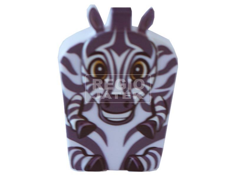 kép nagyítása Toaster Pets :Kópé, a zebra gyűjthető figura