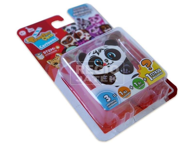 Toaster Pets :Folti, a panda gyűjthető figura
