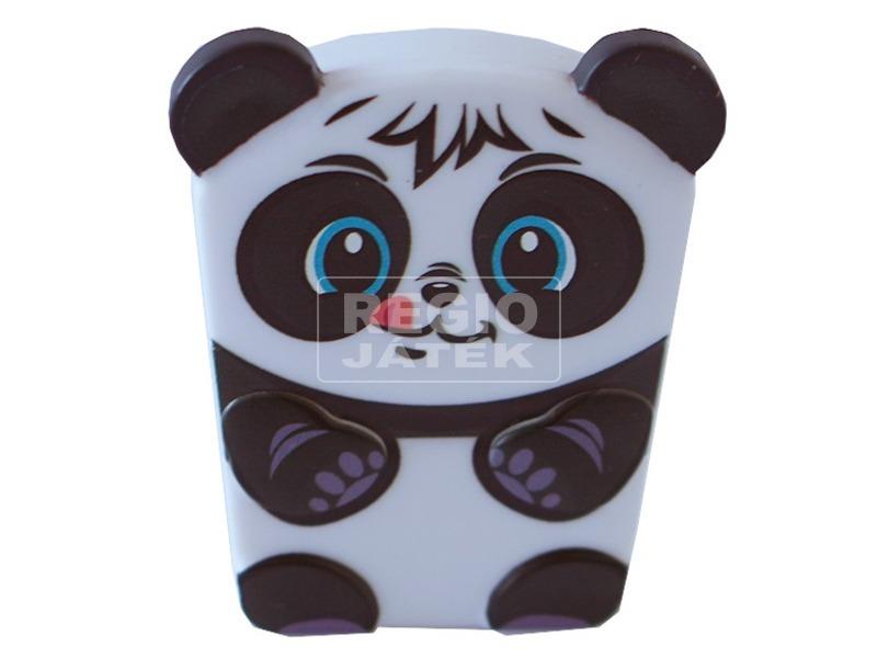 kép nagyítása Toaster Pets :Folti, a panda gyűjthető figura