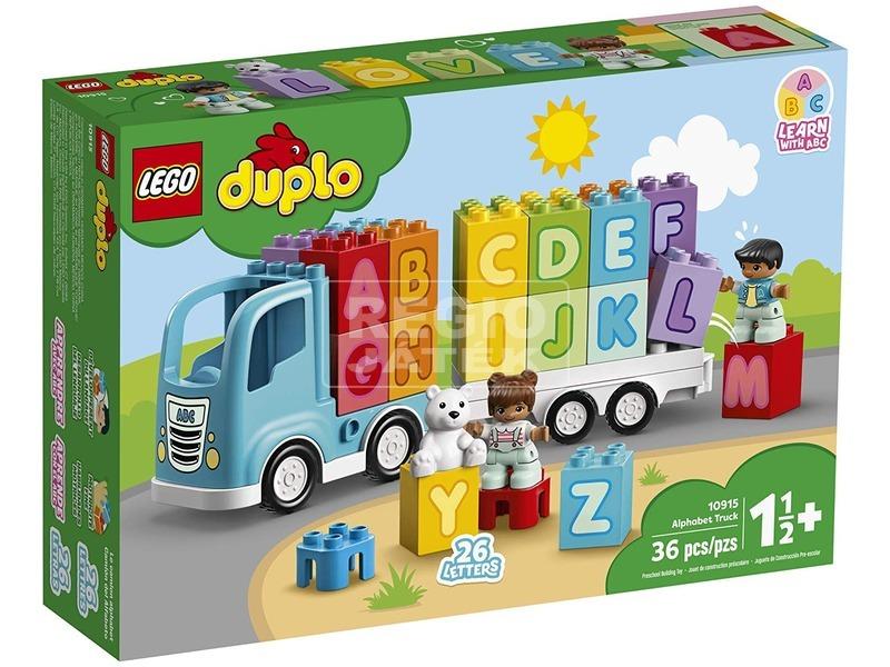 LEGO® DUPLO MY FIRST betűautó 10915