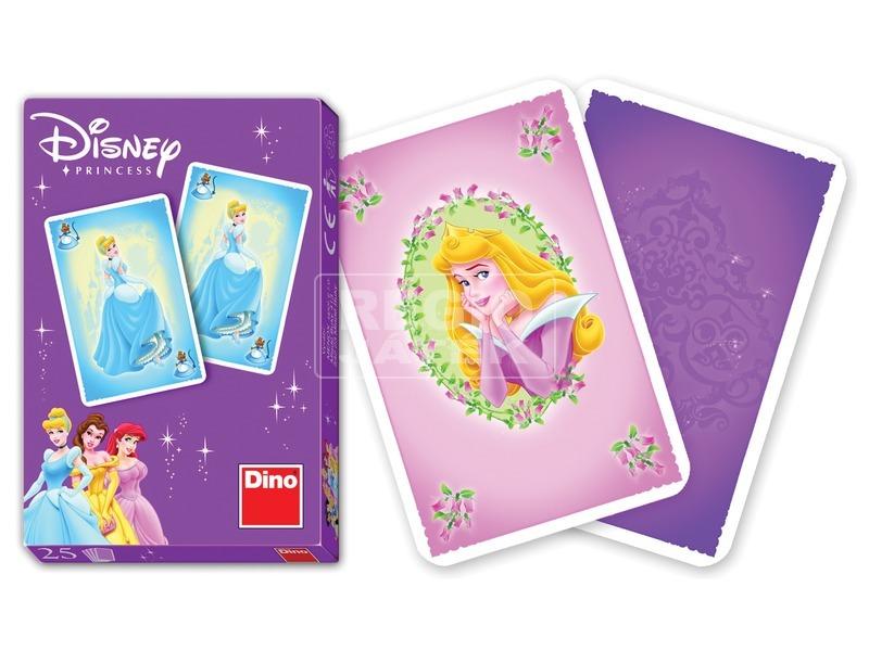 Disney hercegnők Fekete Péter kártya