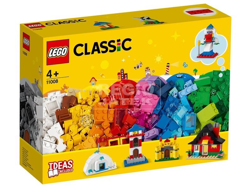 LEGO® Classic Kockák és házak 11008