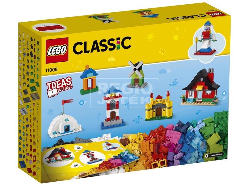 kép nagyítása LEGO® Classic Kockák és házak 11008