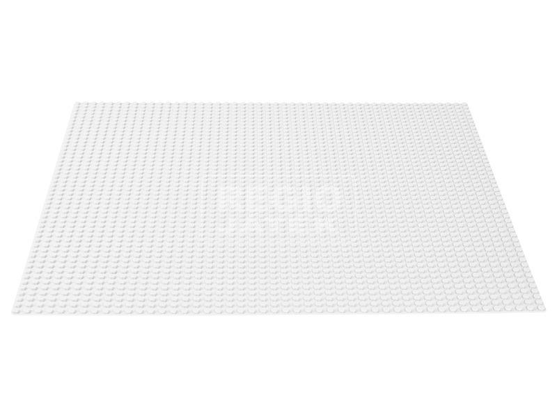 kép nagyítása LEGO® Classic Fehér alaplap 11010