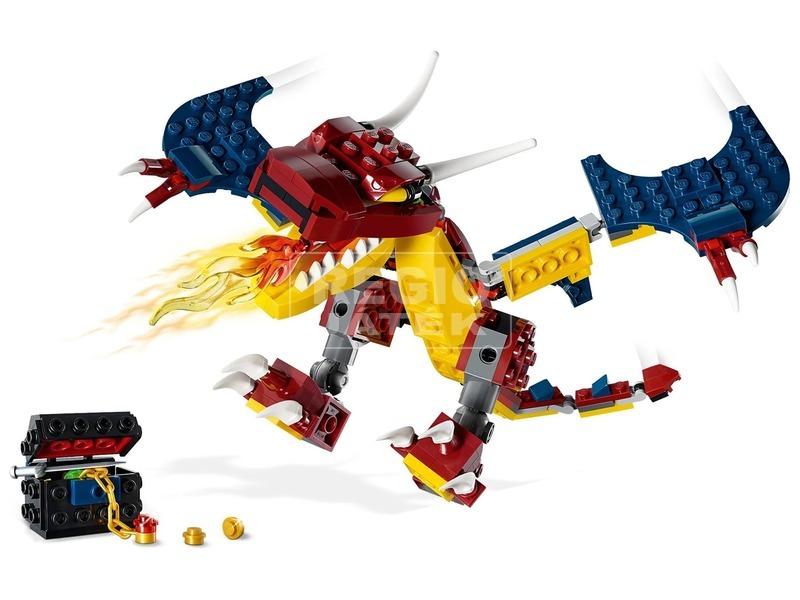 kép nagyítása LEGO® Creator Tűzsárkány 31102