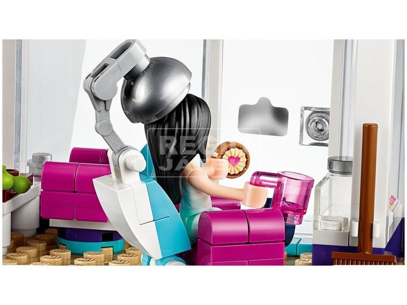 kép nagyítása LEGO Friends 41391 Heartlake City Fodrászat