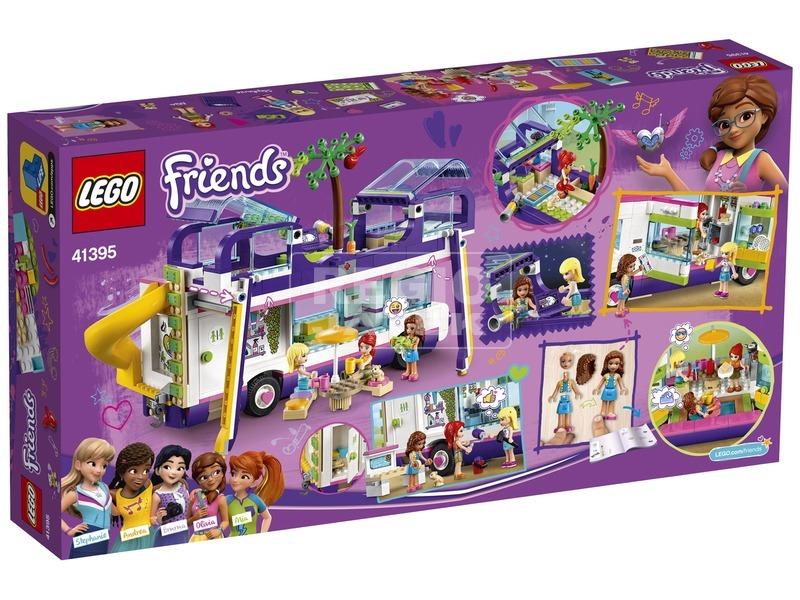 kép nagyítása LEGO® Friends Barátság busz 41395