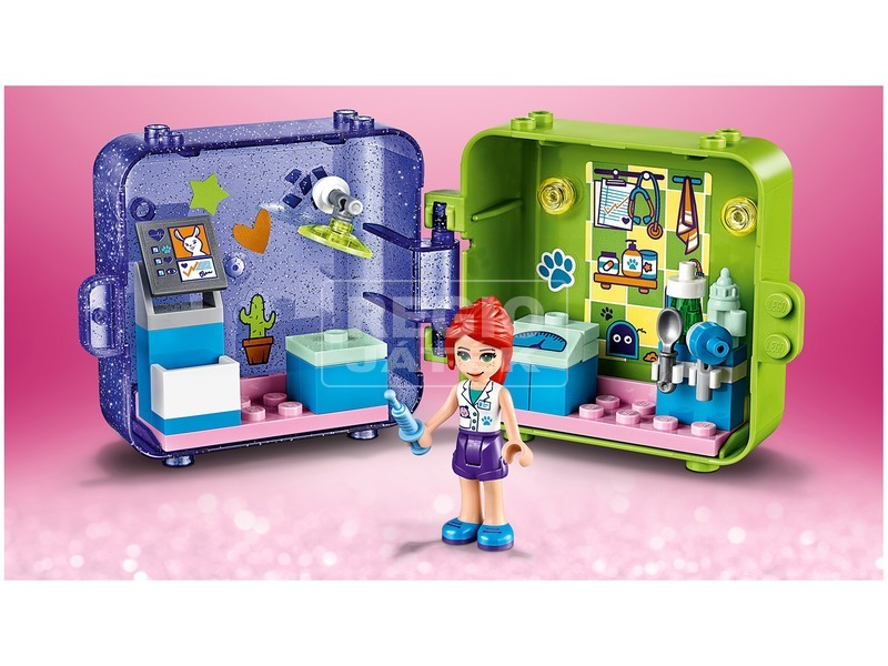 kép nagyítása LEGO Friends 41403 Mia dobozkája