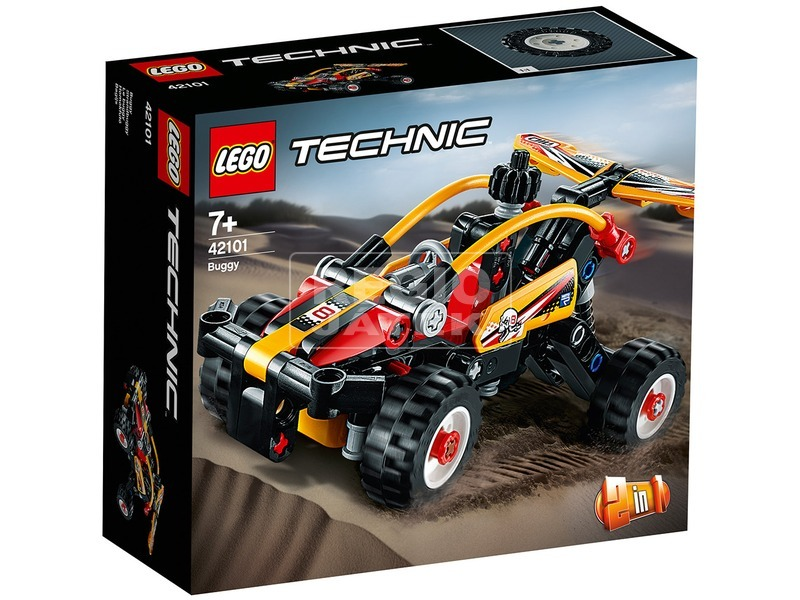 LEGO Technic 42101 Homokfutó