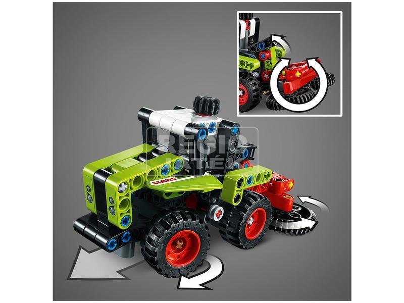 kép nagyítása LEGO Technic 42102 Mini CLAAS XERION