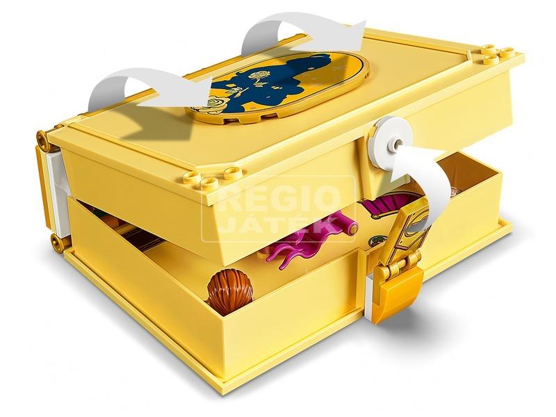 kép nagyítása LEGO Disney Princess 43177 Belle mesekönyve