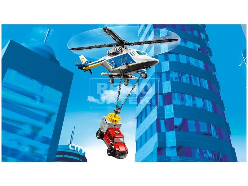 kép nagyítása LEGO City Police 60243 Rendőrségi helikopteres üldözés
