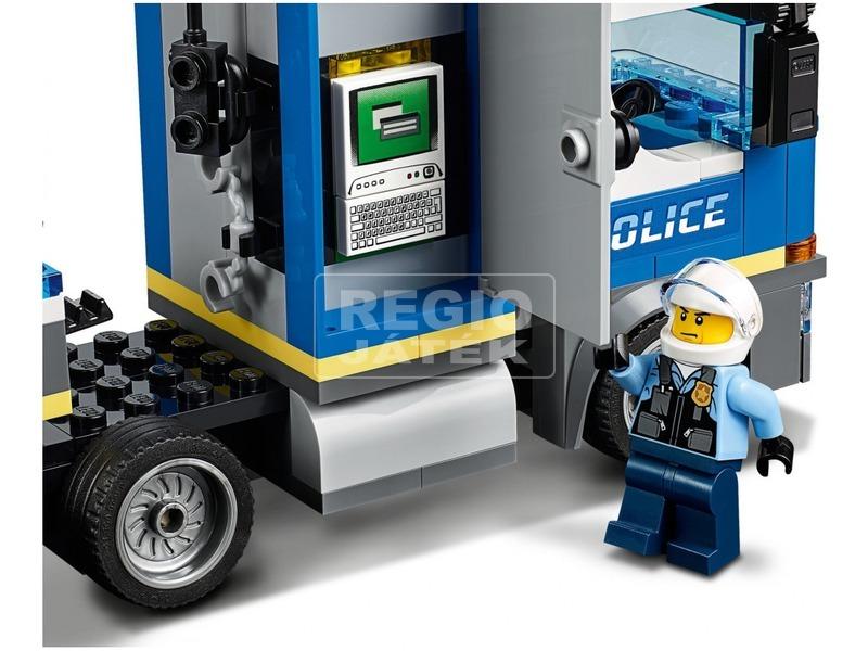 kép nagyítása LEGO® City Police Rendőrségi helikopteres szállítás 60244