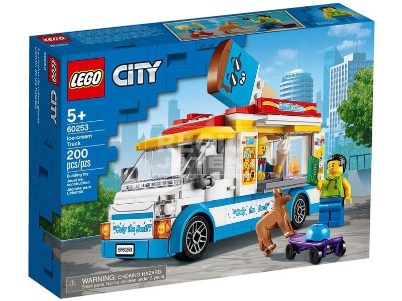 LEGO® City Great Vehicles Fagylaltos kocsi 60253