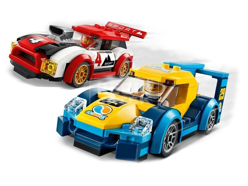 kép nagyítása LEGO® City Nitro Wheels Versenyautók 60256
